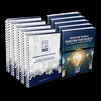 Real Estate Team Planner Gift Pack