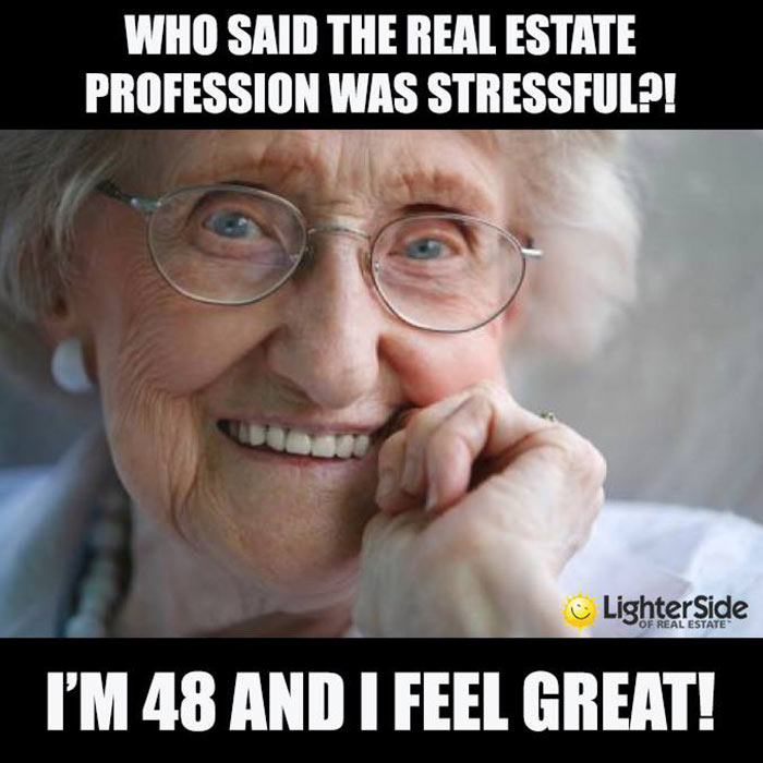 Things that Stress Out Real Estate Agents
