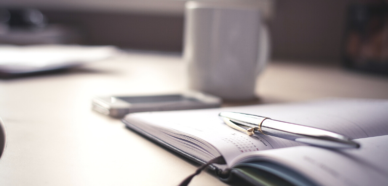 Trouble Staying Organized? Here's How to Make Regular Planning a Habit